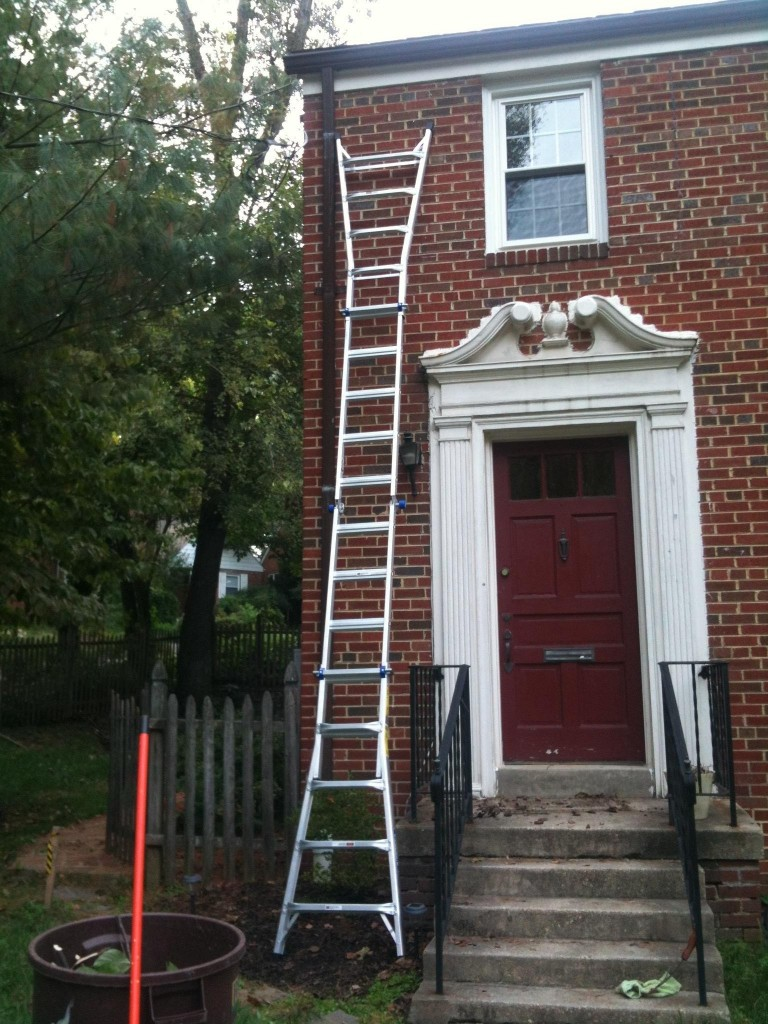 ladder-house