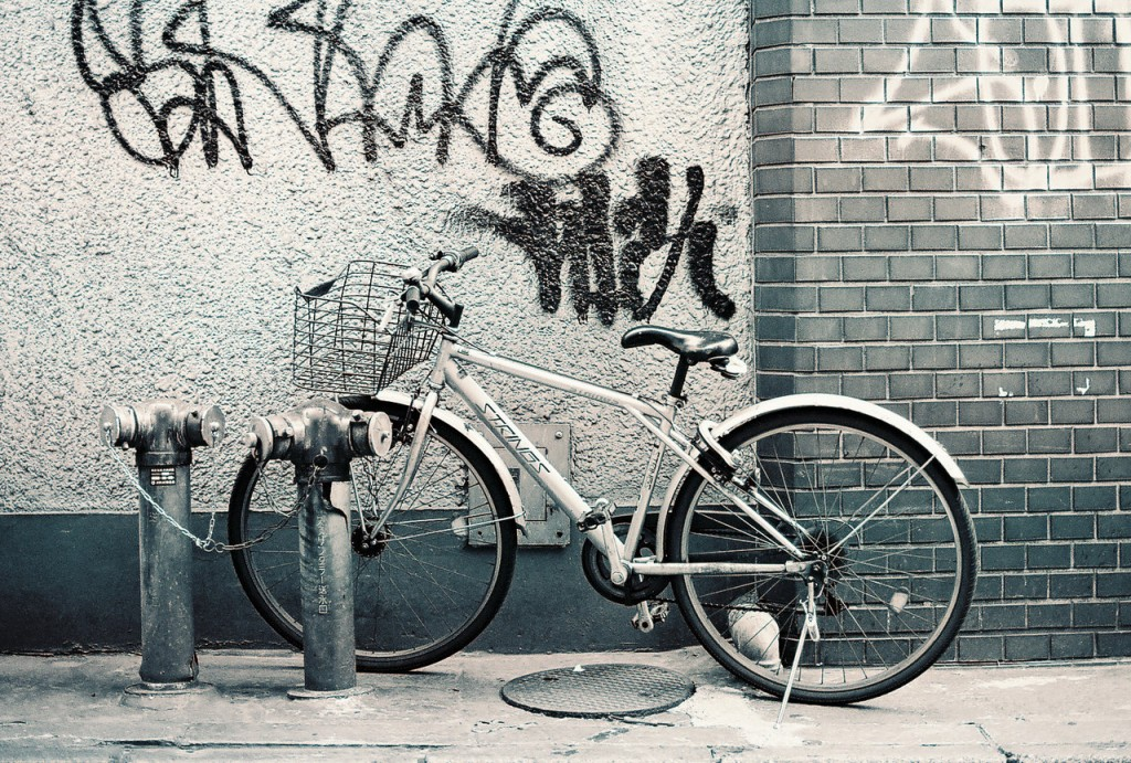 graffiti-bike