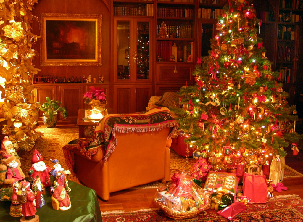 christmas-tree-presents - 10 Weird Christmas Traditions From Around The World €� Cammy