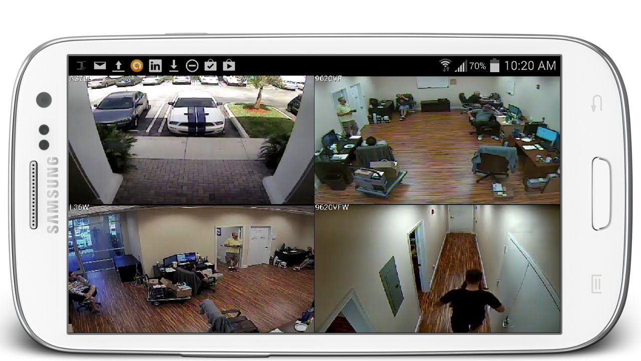 Why smartphones don't make good security cameras – Cammy